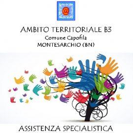 Avviso di selezione personale B3 Assistenza specialistica